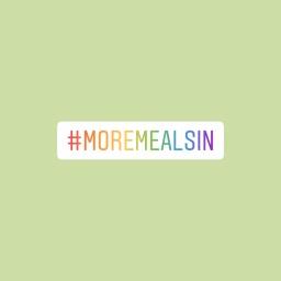#MoreMealsIn: Weeks 2-3